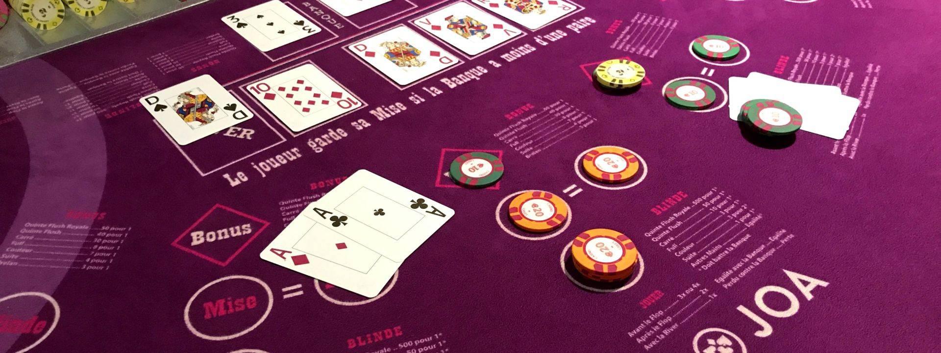 Joa poker en ligne 2006 razor poker checklist