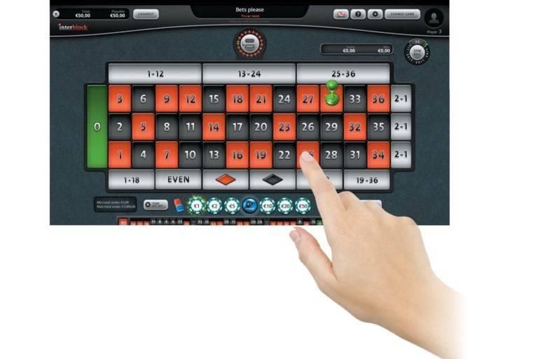 Règles roulette électronique casino