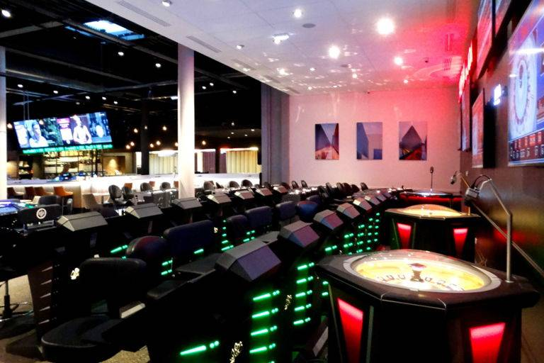 Black jack électronique Arena Casino JOA Montrond