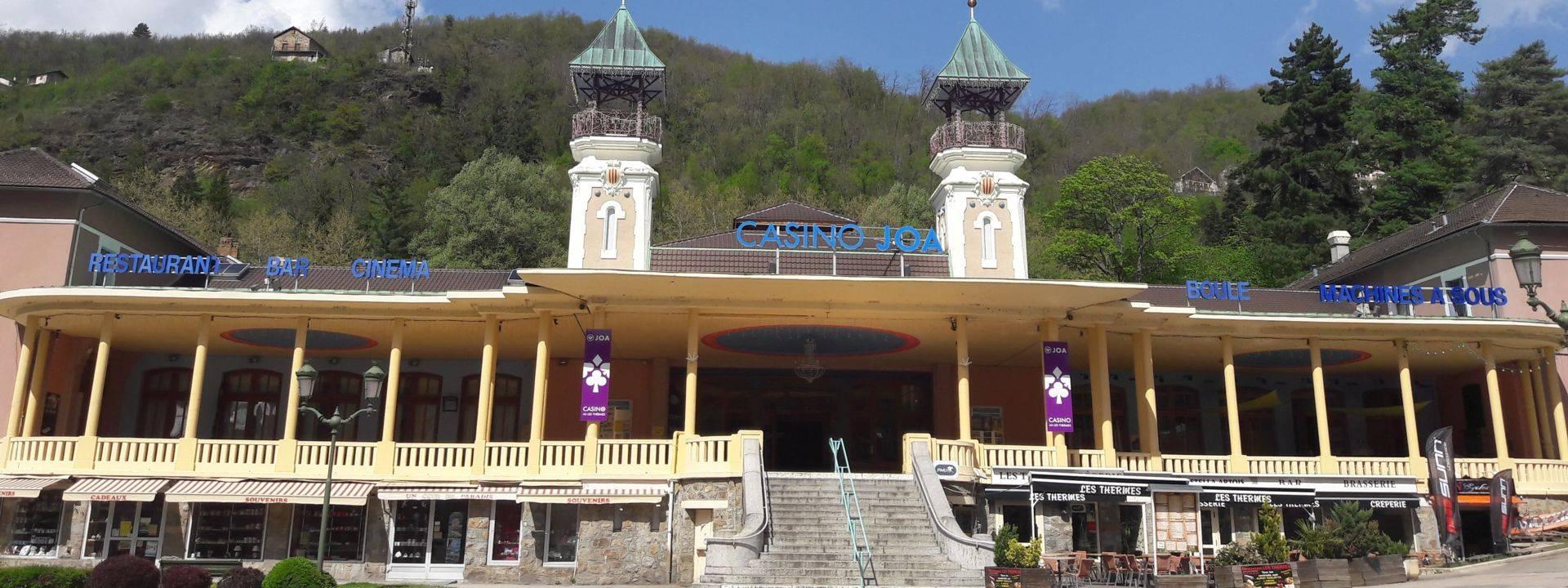 Concert casino ax les thermes borgata 3 card poker payout
