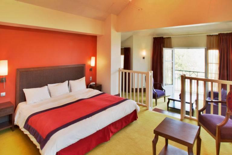 Chambre hôtel Clos rebillotte Luxeuil