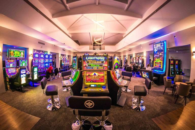 Machines sous casino JOA Gujan-Mestras