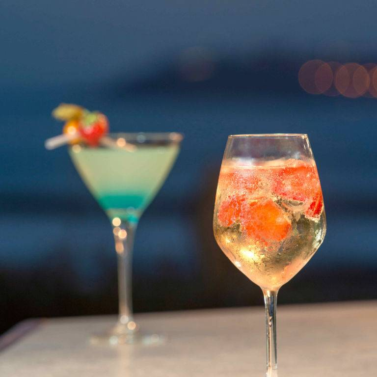 Bar cocktail St-Pair casino JOA