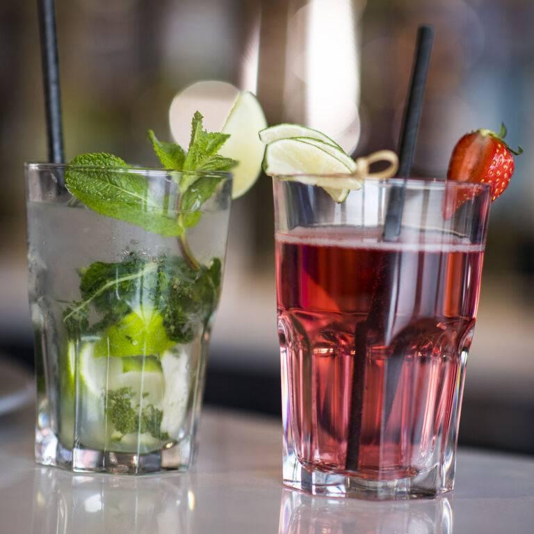 Bar joa st laurent en grandvaux cocktail