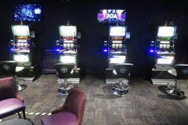 PIN Jeux Machines rouleaux