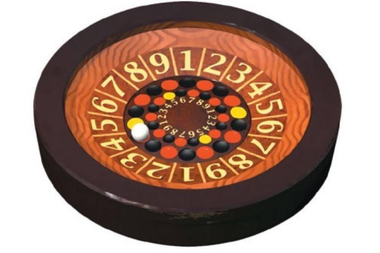 Cylindre jeu boule casino