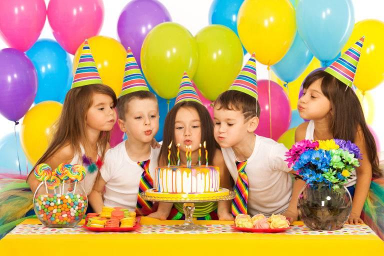 Enfants anniversaire