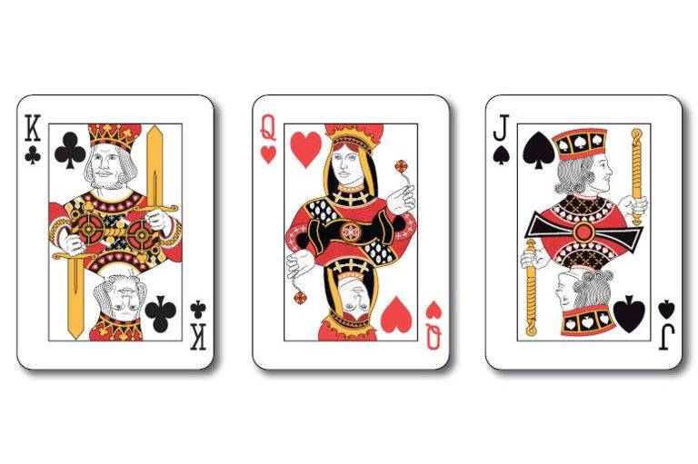 Valeur carte black jack casino