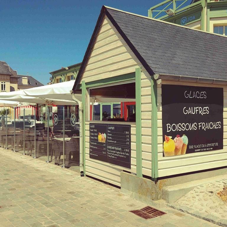 Bar plage St-Pair-sur-mer casino - JOA