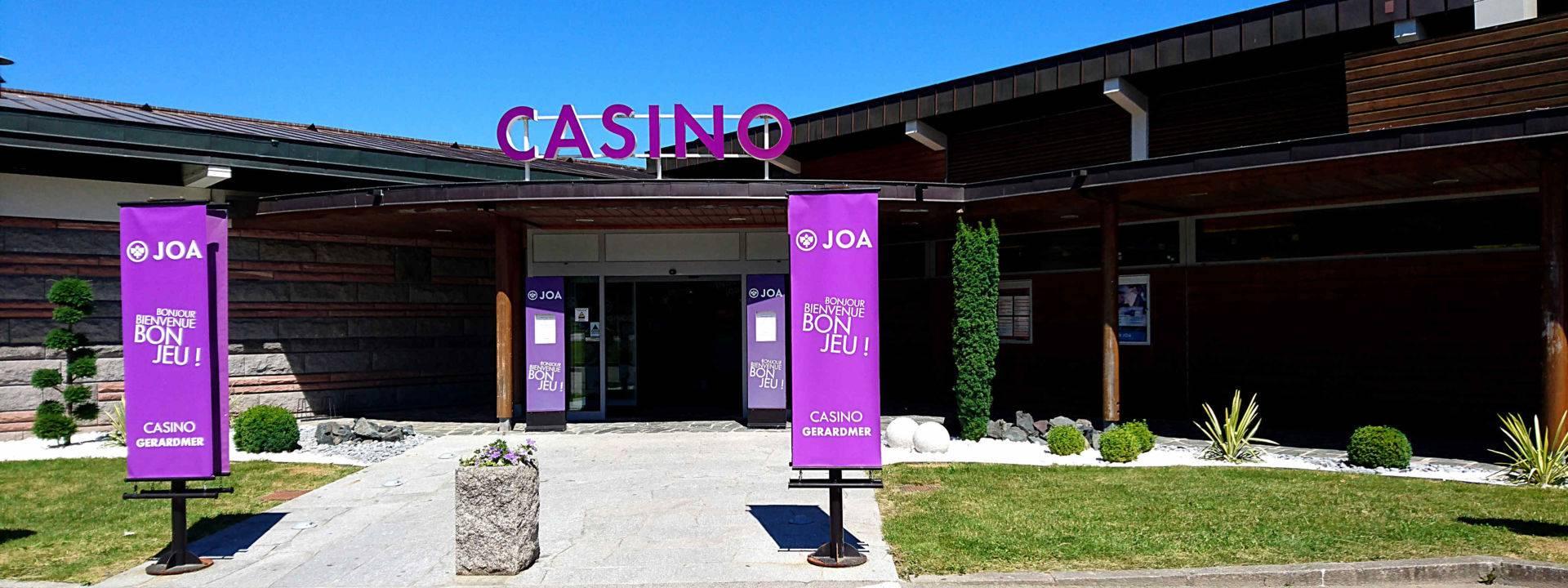 Casino joa gerardmer bismarck casino slots