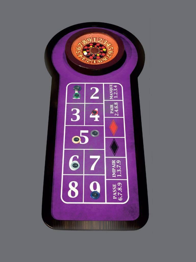 Règles jeu boule casino