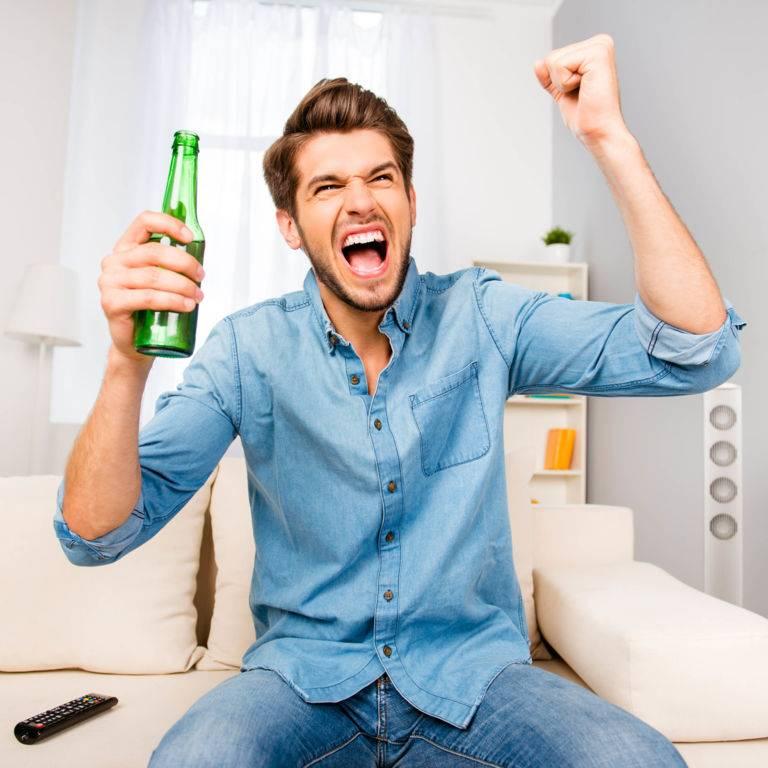 Homme bière paris en ligne