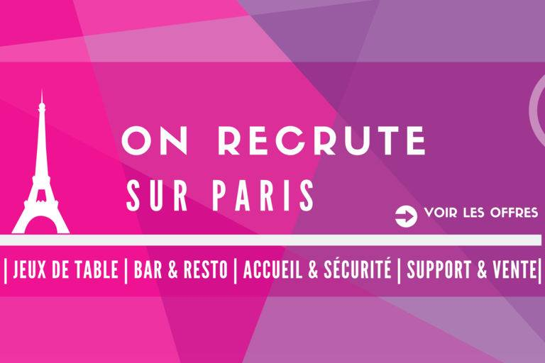 Recrutement Club JOA Royale Paris