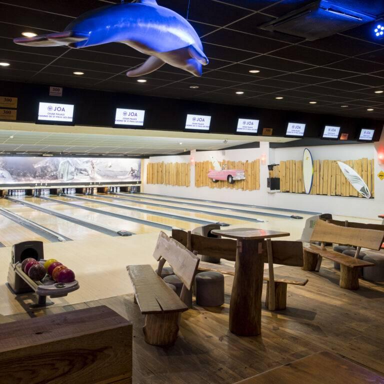 St paul les dax bowling