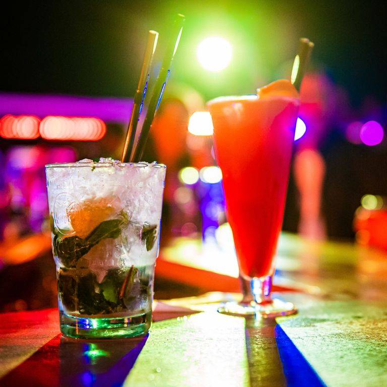 La Siesta BC lounge Cocktail