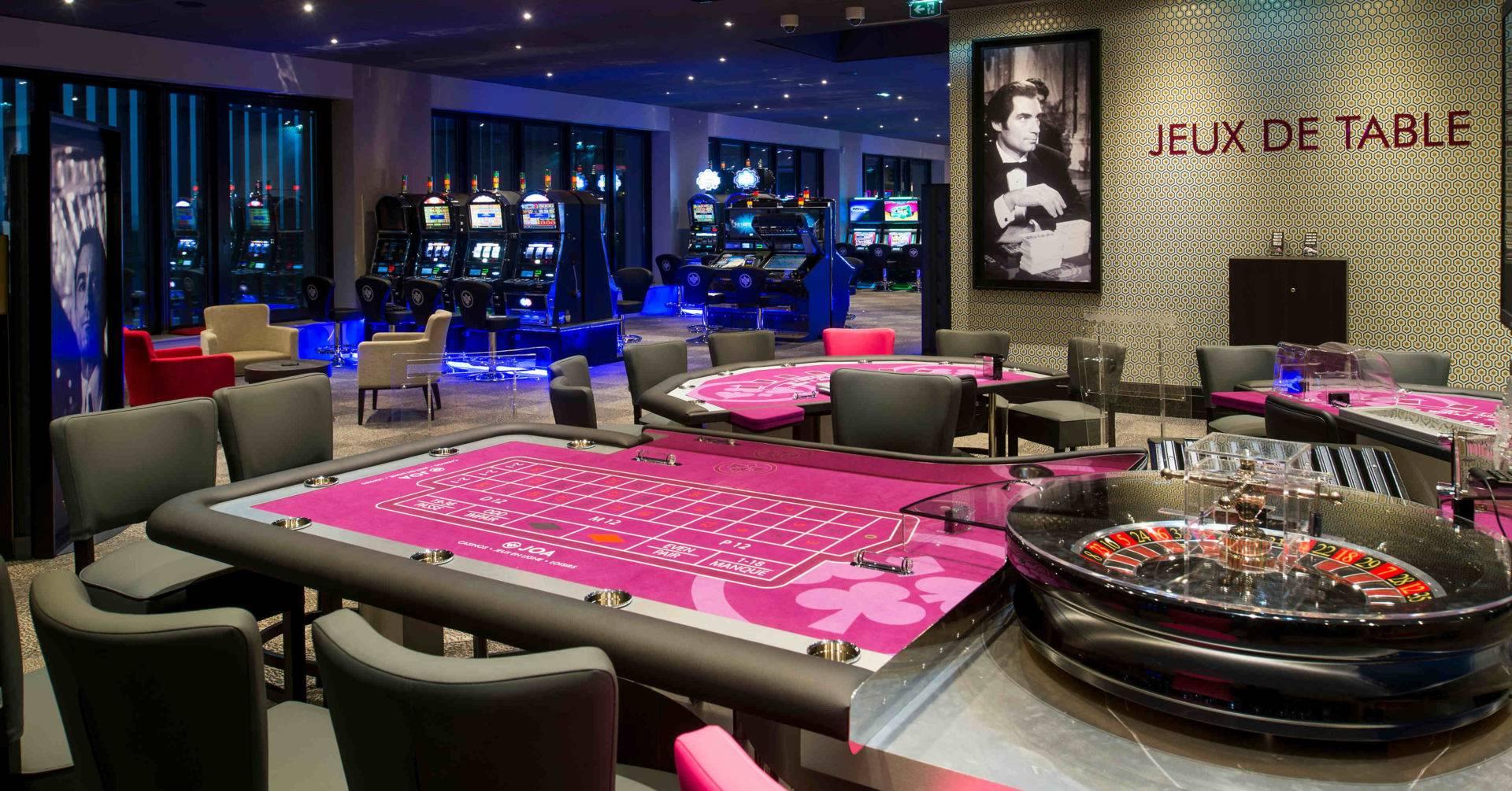 Tables de jeux casino st regis mohawk tribe casino