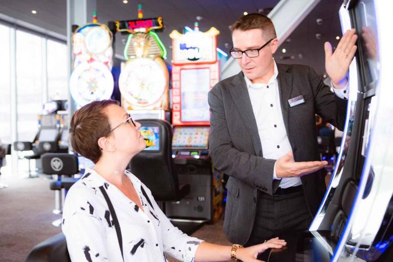 Assistant clientèle casino JOA