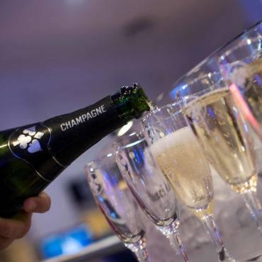 Champagne JOA coupes