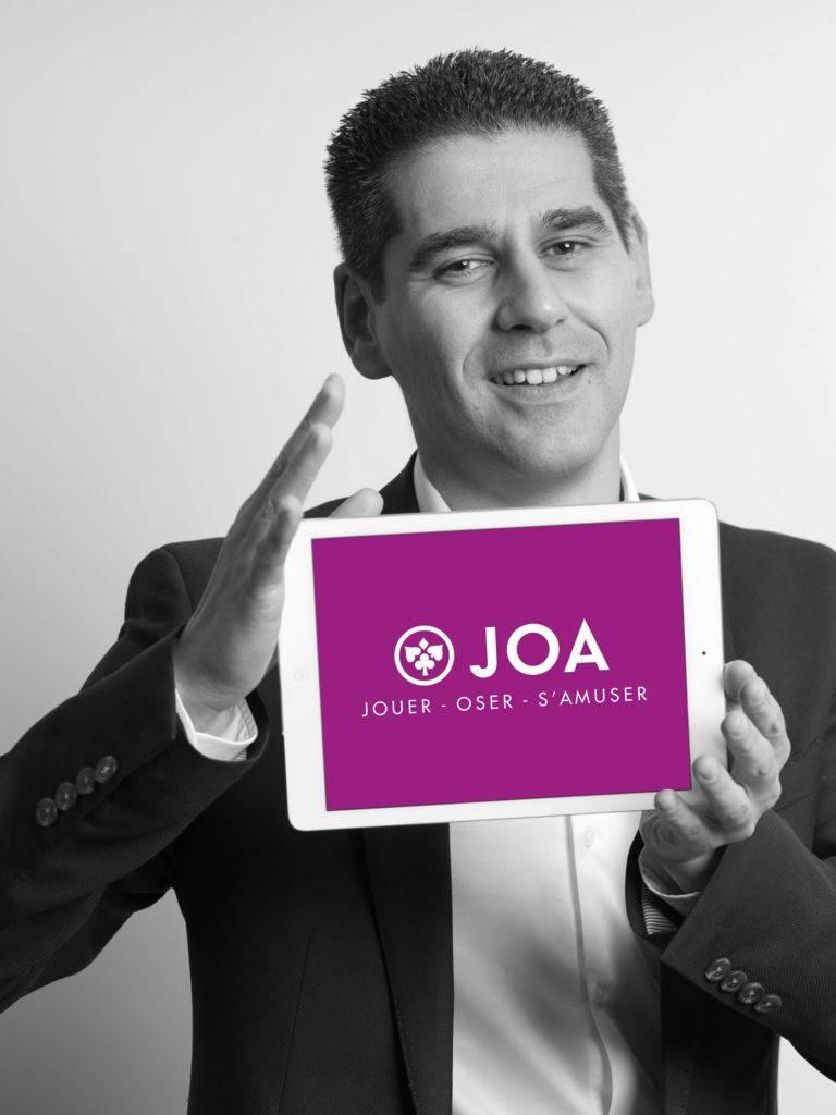 Romain Jouas Groupe JOA